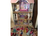 Dolls House for Barbie - collection only