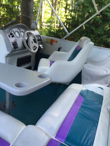 Princecraft 22ft Deckboat West Island Greater Montréal image 2