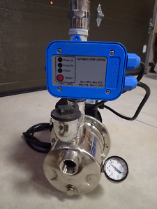 Burcamp 3/4 HP Shallow Well Pump