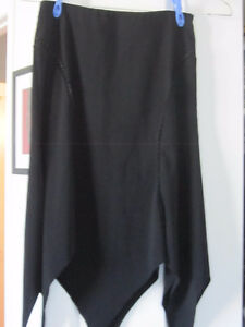 Black Skirt  - New - XS