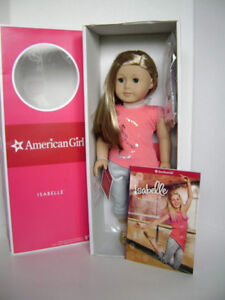 BRAND NEW American Girl doll - Isabelle