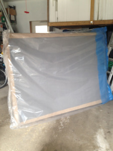 NEW QUEEN BOXSPRING - NEVER USED