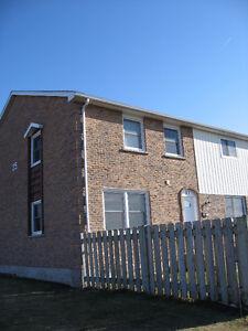 Three Bedroom Plus Basement Townhouse