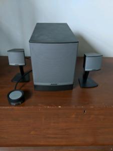 Bose Companion 3 Series 2 speaker system