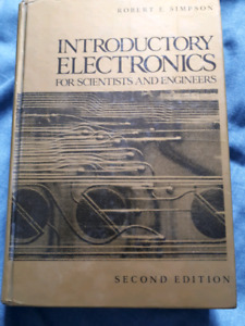 Introductory Electronics by Robert E Simpson Second Edition