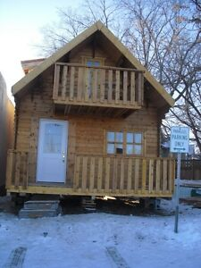 NEW  Custom designed Log home KIT