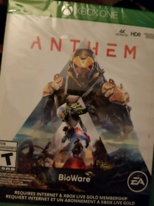 [EARLY RELEASE] Anthem for Xbox one X