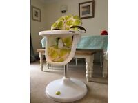 Cosatto 3sixti high chair - Green Pears
