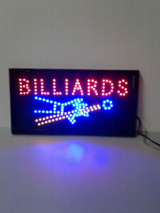 LED LIGHT BEER SODA AND  AUTO SIGNS