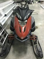 06 Yamaha Apex with 300hp MCX turbo