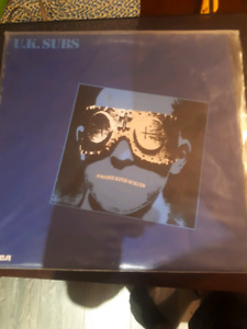 UK Subs-Another kind of blues Vinyl LP