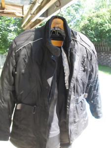 Manteau & pantalon XL pour moto de marque RHYNO    ETAT NEUF