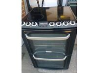 electric ceramic double ovens