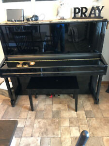 "Knabe WMV-131A Vertical 52"" Professional Academy Series Piano"