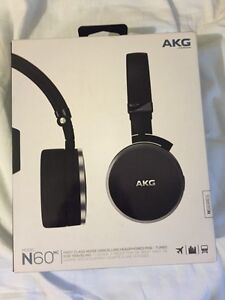 AKG N60NC first class noise cancelling headphones Kitchener / Waterloo Kitchener Area image 1
