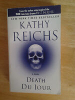 Books Stephen King and Kathy Reichs