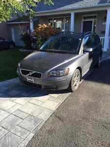 2005 Volvo V50 T5 AWD 6 Speed Manual
