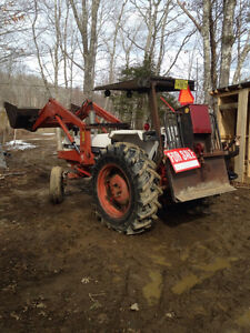 1983 CASE 1390 TRACTOR