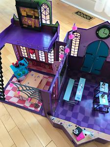 Monster High, High School Play Set