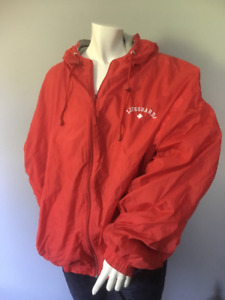Steve and Barry's LIFEGUARD Coat size XL