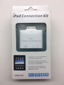 5 in 1 iPad Connection Kit for 30-pin port