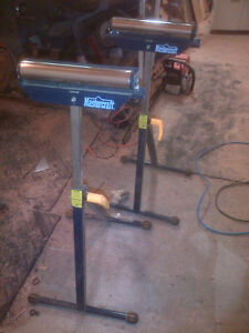 Mastercraft trifunction stands