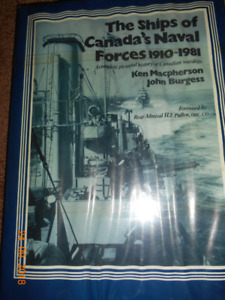 Book on Canada's Navy