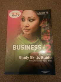 New Business Level 2 BTEC guide