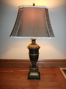 TABLE LAMP UPRIGHT LAMP