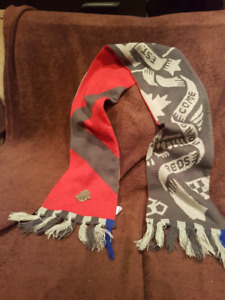 TFC 10th Anniversary Supporters scarf
