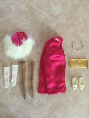 1966 PETEENA POODLE OOH LA LA OUTFIT BY HASBRO - BEAUTIFUL