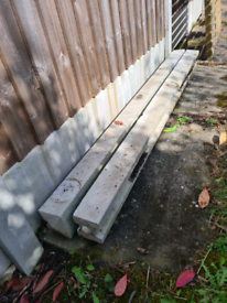 Concrete Fence posts - FREE