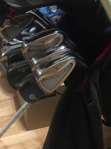 Mizuno MP25 4-pw with upgraded PX6.5 Shafts