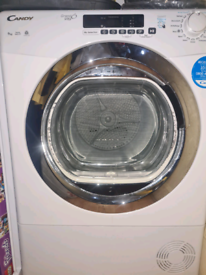 Candy Condenser Tumble Dryer - Barely used like new