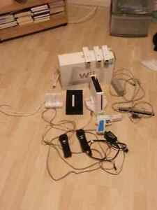 Wii for sale.