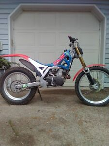 1997 Fantic Section trials bike