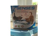 Catit Senses Speed Circuit Kitten Toy