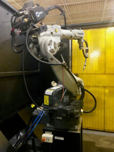 Panasonic PA750S Robotic Welding Cell
