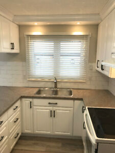 Master Bedroom near Whyte and Downtown. Can be unfurnished.