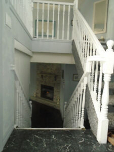 Open Concept 1450sq.ft. Apt can be a  2 bdrm home AVAIL JAN 1ST