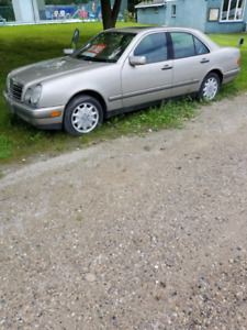 1997 Mercedes E320 Need Gone ASAP