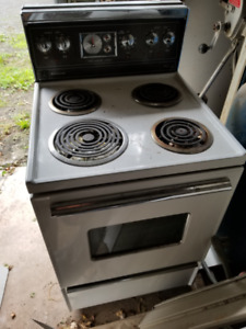 "24"" Admiral stove - Older model in good condition"