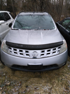 2004 Nissan Murano for sale or part out