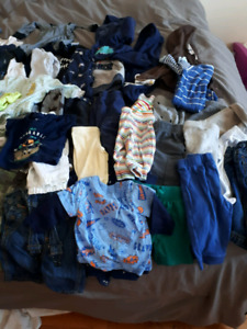 baby boy 0 6 months clothing lot