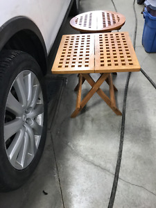 Table en teak