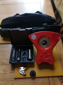 Alko wheel lock 38