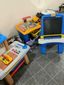 **Assorted Little Tikes and Other Toys**