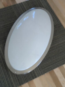 Oval Ceiling Fixture $100