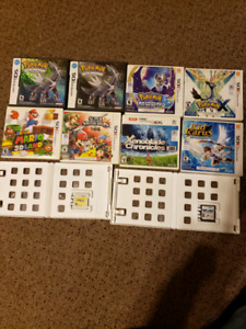 Updated ! 3ds collection bundle ! All games for 230 obo