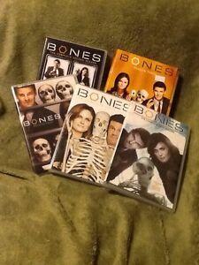 Bones seasons